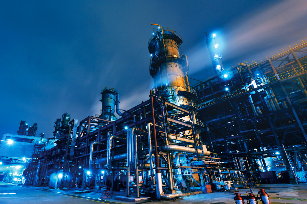 Petrochemical Industry | Flowmetrics